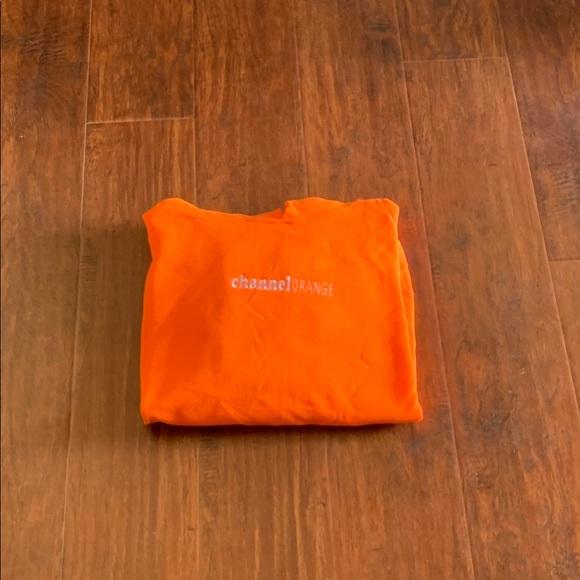 Frank Ocean Channel Orange Embroidered Hoodie NWT